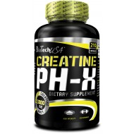 Biotech USA Creatine pH-X 210 ta